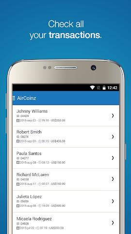 android AirCoinz Screenshot 3