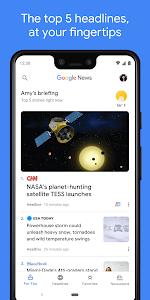 Google News: Top World & Local News Headlines 5.18.0.19111509