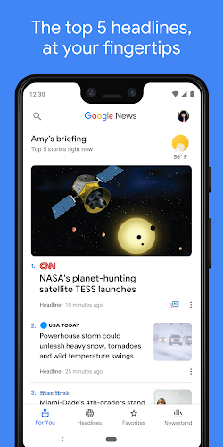 Google News Top World Local Headlines Apk