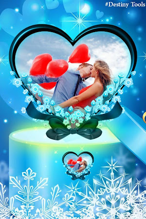 Valentine Day Photo Frame 2016 1.4 screenshot 521128