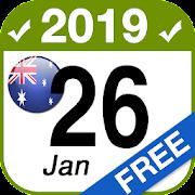 Australia Calendar 2019 Popular