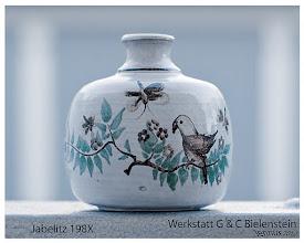 Photo: Bielenstein: Keramik, Töpferwerkstatt und Malerei aus Mecklenburg