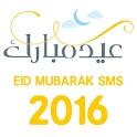 Eid Mubarak SMS 2016 icon