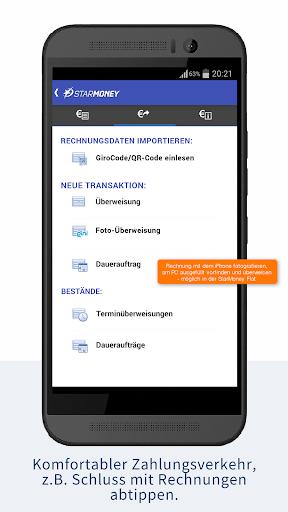 StarMoney - Banking + Kontenübersicht  screenshots 7