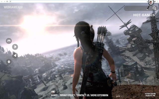 Tomb Raider HD Wallpapers New Tab