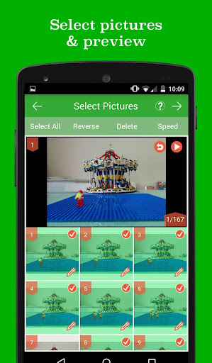 PicPac Stop Motion & TimeLapse 1.53 screenshots 3