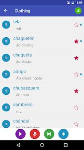 Learn Spanish 9000 Words - náhled