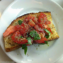 Photo: ROME ♥ Bruschetta! AH the tomatoes! AH the olive oil! ...so simple, so good!  +when i live in Rome > http://CarouLLou.com/rome