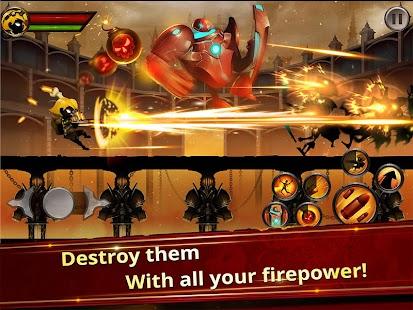 Stickman Legends - Ninja Hero: Knight, Shooter RPG- screenshot thumbnail
