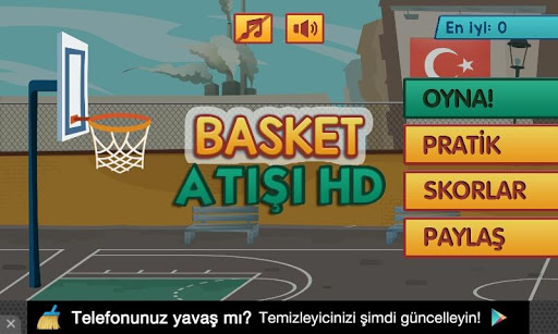 Basket Atışı HD