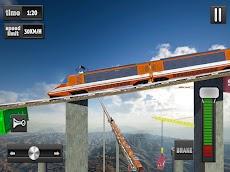 Impossible Air Train Driving Simulator 2020のおすすめ画像3
