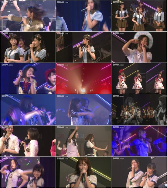(LIVE)(公演) HKT48 チームKIV「最終ベルが鳴る」公演 初日 160517