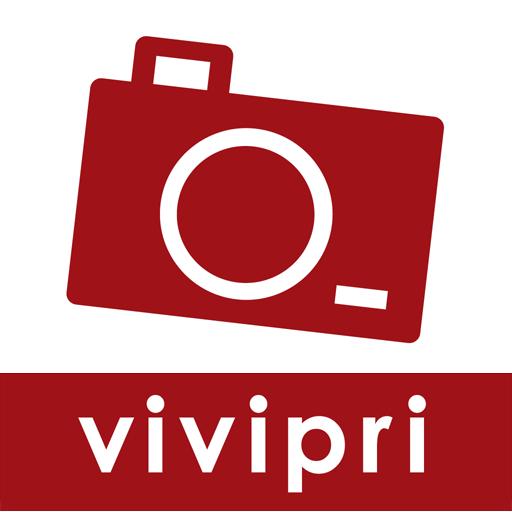 スマホ写真プリントvivipri 1枚1円でプロの求める最高級ペーパーおためし、スマホ写真を即日配達 (app)