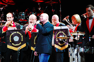 Photo: With Stannington Brass Band
