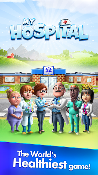 My Hospital v1.1.47 (Mod Money)