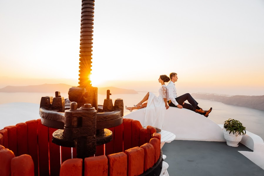 Bröllopsfotograf Sergey Drobotenko (santo777). Foto av 27.02.2019
