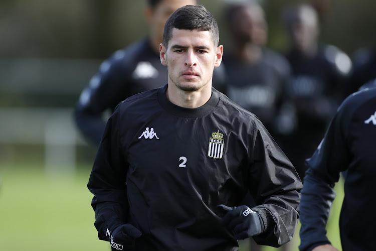 Officiel: Ivan Goranov quitte provisoirement le Sporting de Charleroi