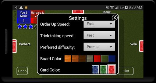 Euchre Card Classic 1.1 7