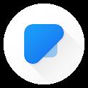 Flux White - Substratum Theme icon