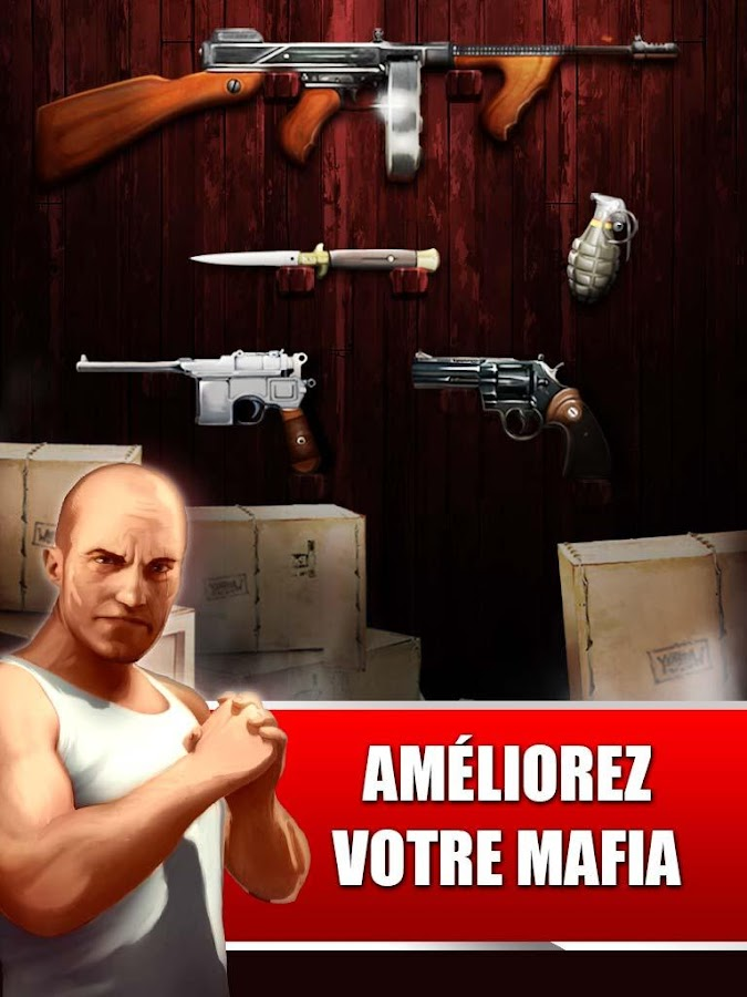 City Domination – Mafia MMO – Capture d'écran