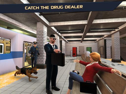玩模擬App|警犬:城市地鐵犯罪免費|APP試玩