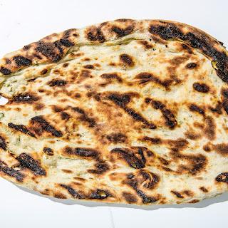 Garlic-Herb Naan