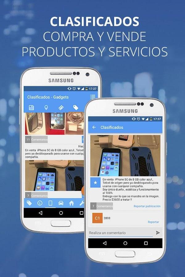 Urban360 La App para tu Ciudad- screenshot