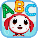 Daldal-i♥ English Phonics-ABC Tracing&Words Games icon