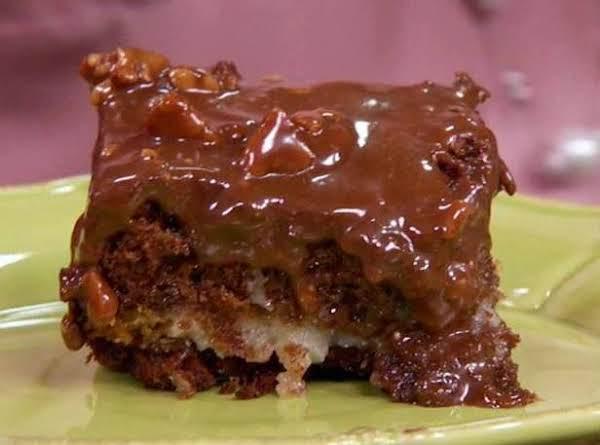 Chocolate Explosion Cake  (version 1)