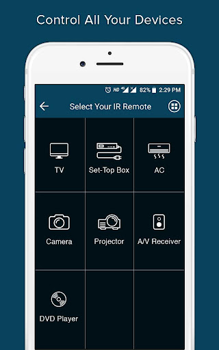 Remote Control for All TV 1.1.0 screenshots 6