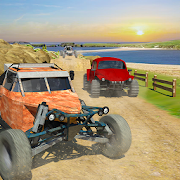 Offroad Dune Buggy Car Racing Outlaws: Mud Road