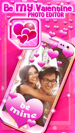 Be My Valentine Photo Editor