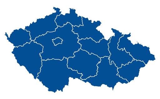 Harta Cehiei