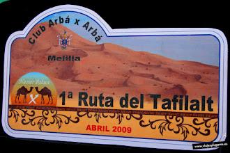 Photo: 1: Nos dirigimos desde Melilla a Ksar Hassilabied en Merzouga, Province d'Errachidia - Marruecos. El Tafilalt es una de las regiones más importantes del desierto del Sáhara, en el sur de Marruecos, al sur del Atlas, es también uno de los mayores oasis del mundo, localizado a lo largo del río Ziz. Salimos de Melilla sobre las 7h. de la mañana y cruzamos la frontera de Beni-Enzar bastante rápido sobre todo teniendo en cuenta la gran cantidad de excursiones en todoterreno que se dirigen en estas fechas a Marruecos.