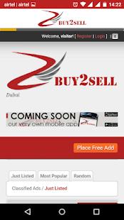 Buy2Sell Dubai screenshot