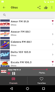 Radios Dominican Republic screenshot 1