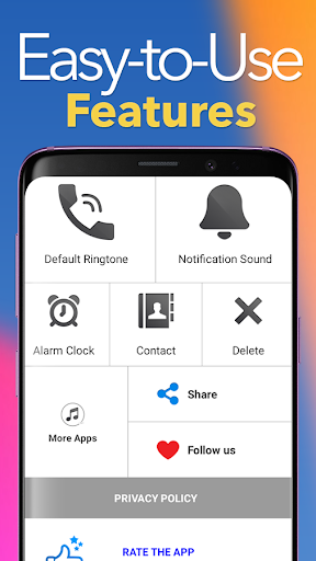 Free Ringtones For Mobile 2019 1.7 Screenshots 4