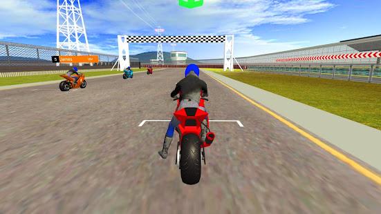 3D Moto bike Racing - Drag Racing Game for PC-Windows 7,8,10 and Mac apk screenshot 1