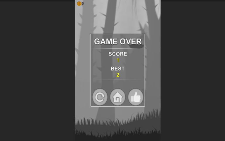 android Forest Jump Screenshot 7
