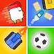2、3、4人ミニゲーム アプリ無料
