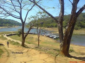 Photo: Thekkady