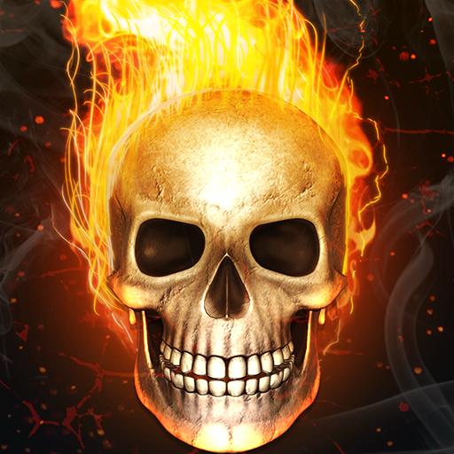 Ghost Moto Simulator-Death Ride
