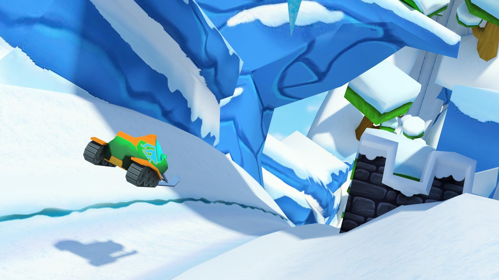 VR Sleigh Multiplayer- screenshot