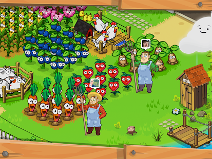 Farm Away! - Idle Farming Game- screenshot thumbnail