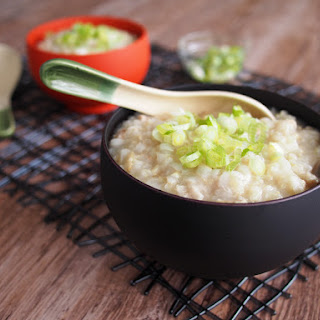Chicken Ginger Congee Recipes