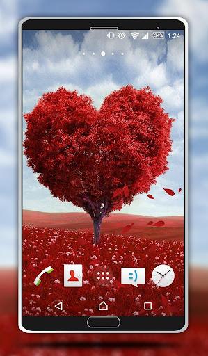 愛樹 - 動態壁紙