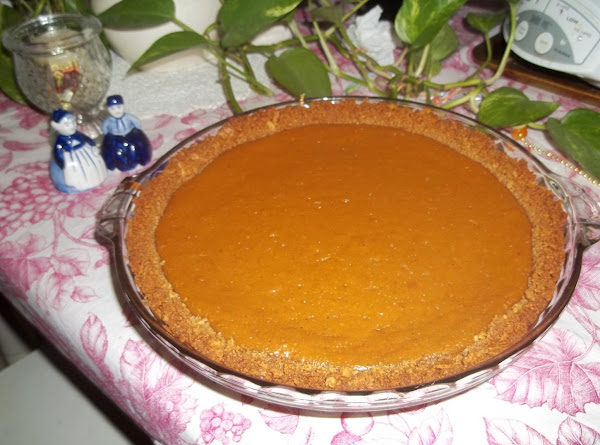 Maple And Walnut Sweet Potato Pie Recipe