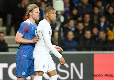 Un Islandais passé par la Pro League déclare forfait pour la rencontre face aux Diables Rouges