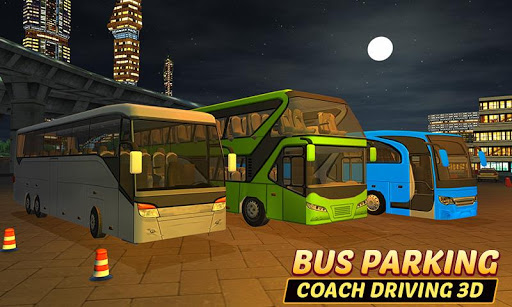 Bus Parking - Drive simulator 2017 1.0.3 screenshots 4