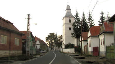 Photo: Biserica Unitariana si Biserica Reformata - (2009.09.09)